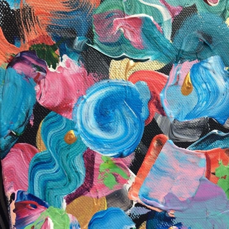 Whirlpool detail art painting#t - dhuston | ello