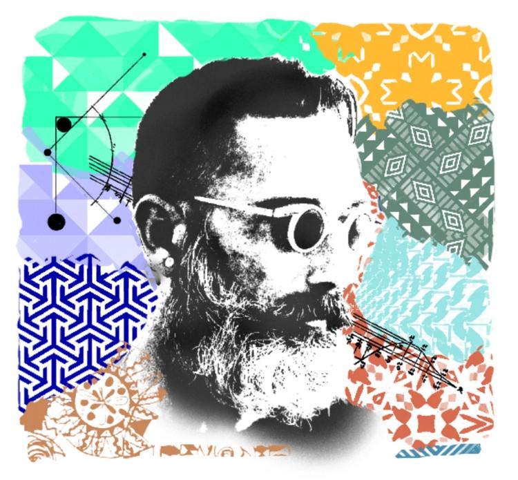 bla // dig stencil - revoluto | ello