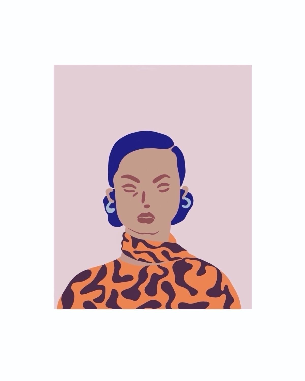 fashionillustration fashion dio - jyxchen | ello