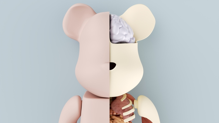 Originalplan® | Dissected Be@rb - originalplan | ello