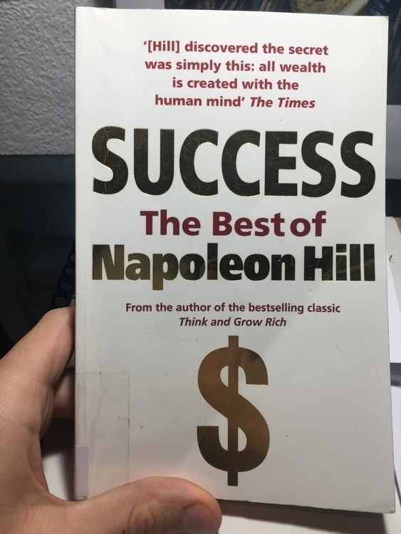 Marketing Guru...Napoleon Hill. - medialeopard | ello