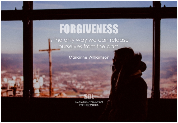 More picture quotes Forgiveness - symphonyoflove | ello