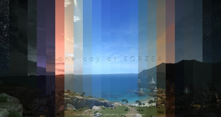 day EORZEA act.31 - 素敵な世界のはじめかた - flcvs | ello