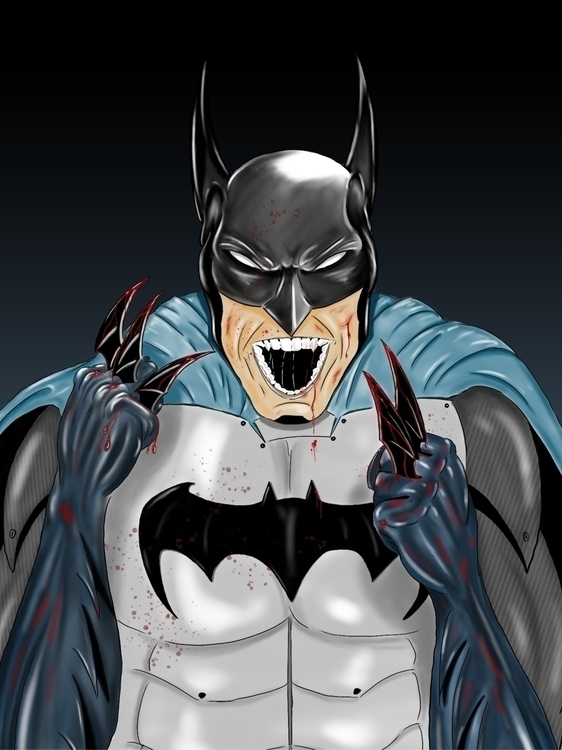 Think I bloody batman darkknigh - capitanpencil | ello