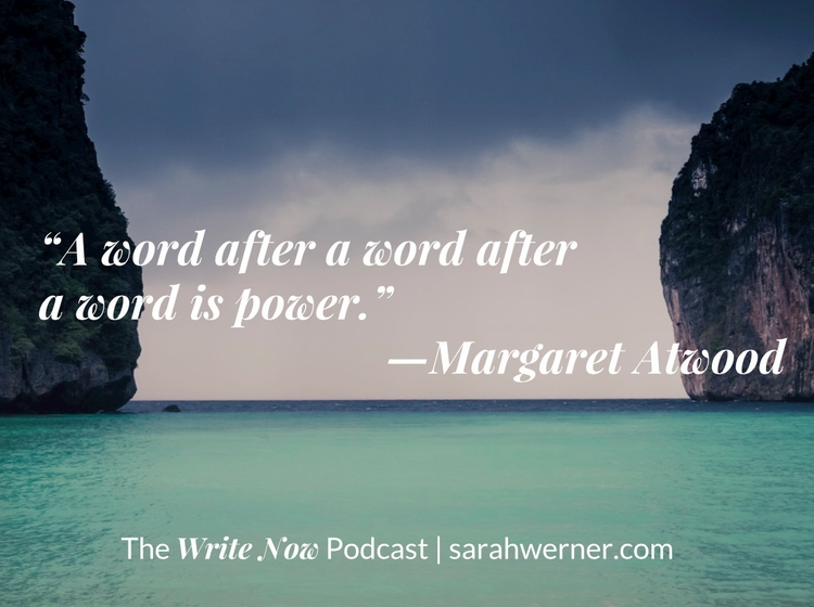Do powerful writers? writing am - sarahrheawerner | ello