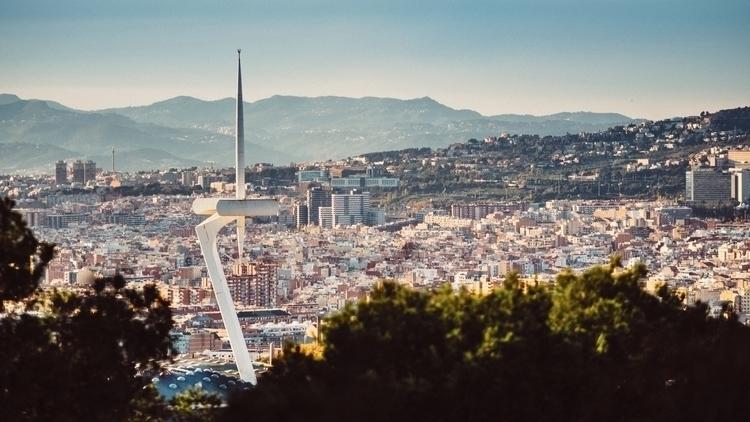 Barcelona barcelona Montjuic om - soininen | ello