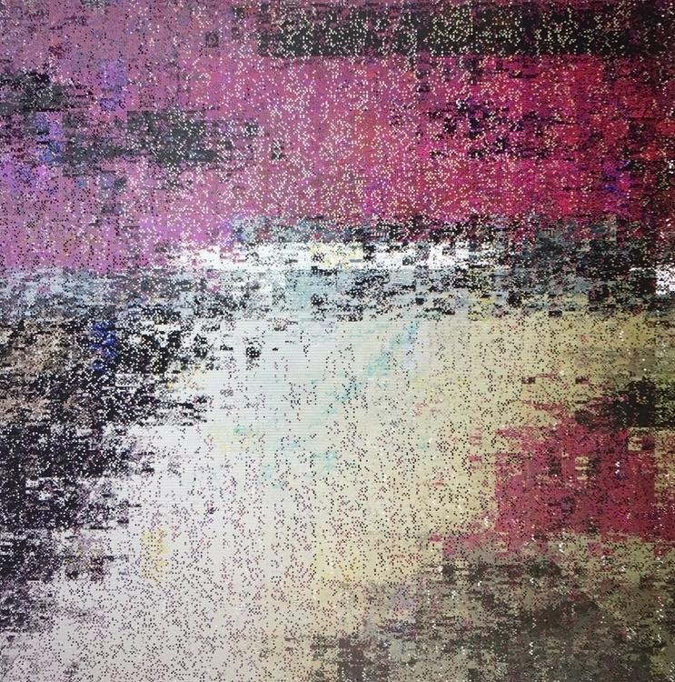 glitch glitchart abstract - rdklinc   ello