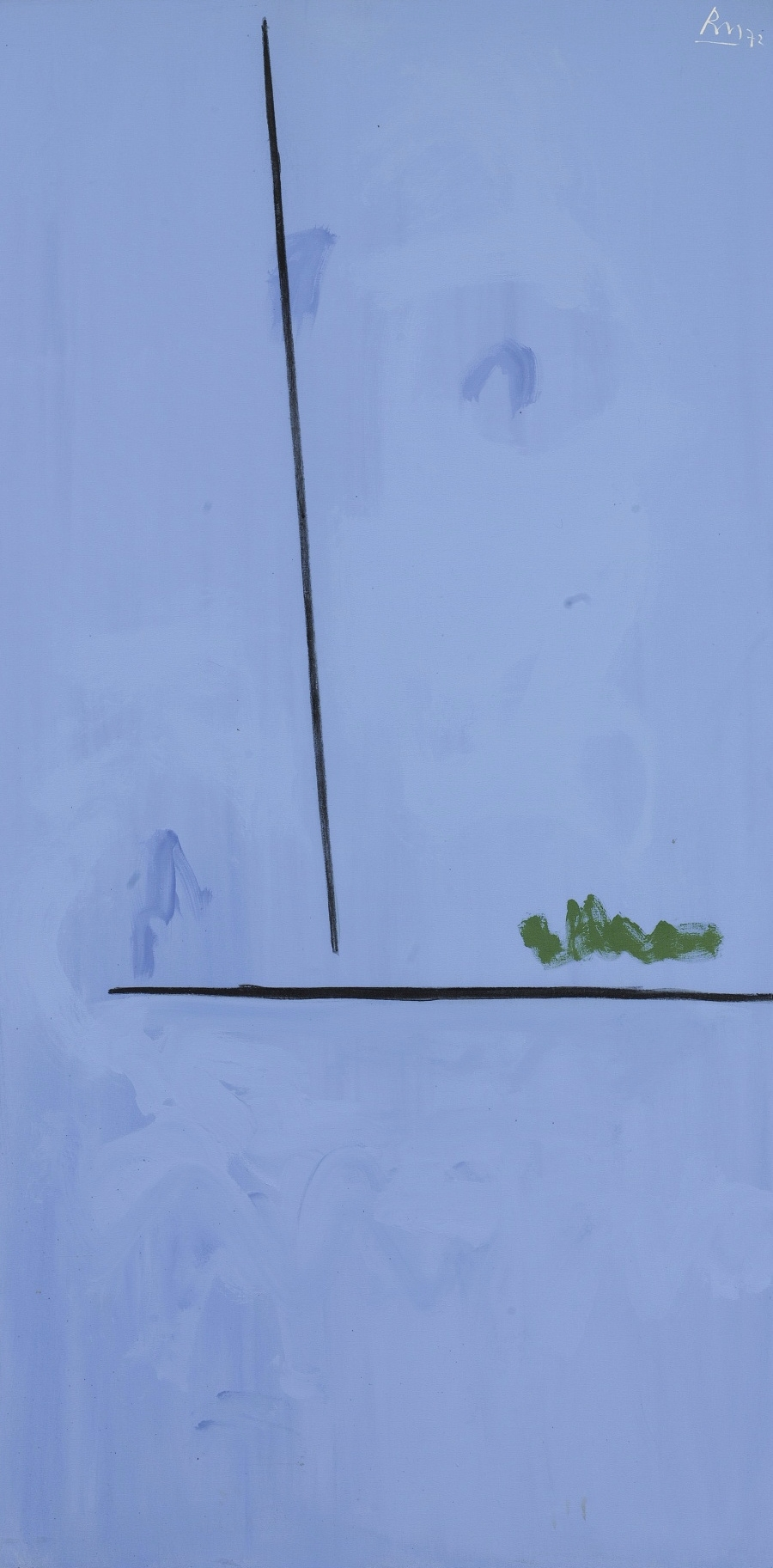 Robert Motherwell painting desi - modernism_is_crap | ello