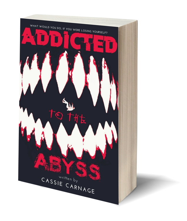 Oh man, mock ups books cool. I  - cassiecarnage | ello