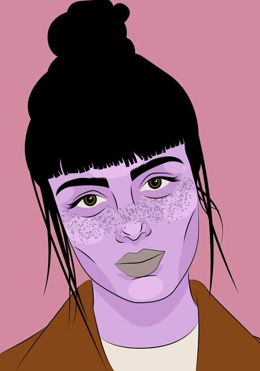 🌌🌌🌌 illustrator illustration ve - xeezles | ello