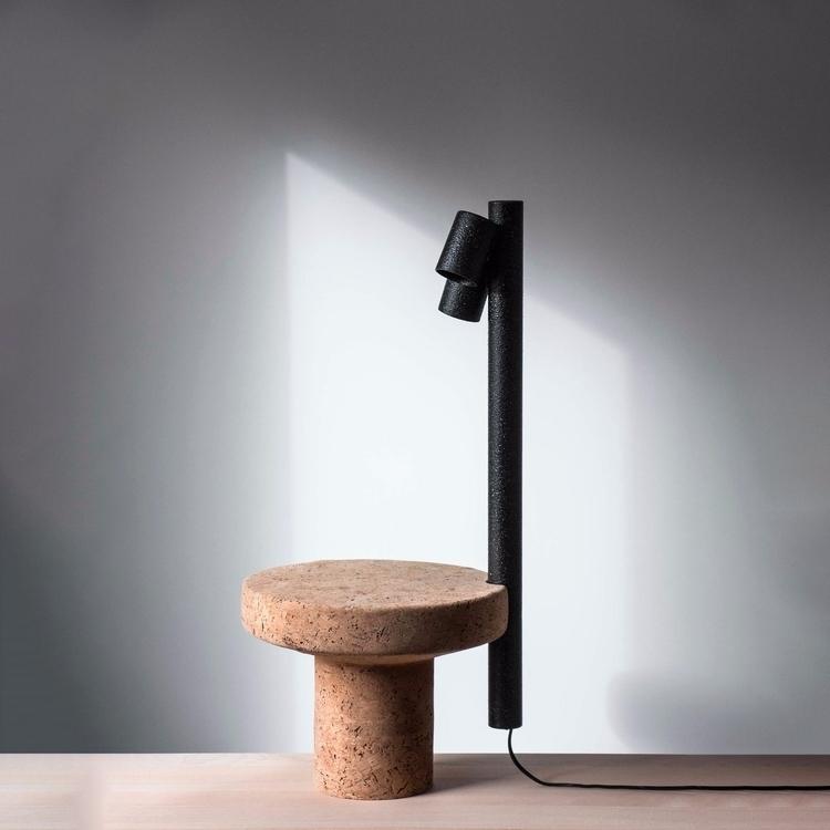 Good Night minimal lamp created - leibal | ello