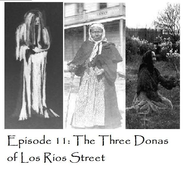 Episode 11: The Three Donas Los - immurshun | ello