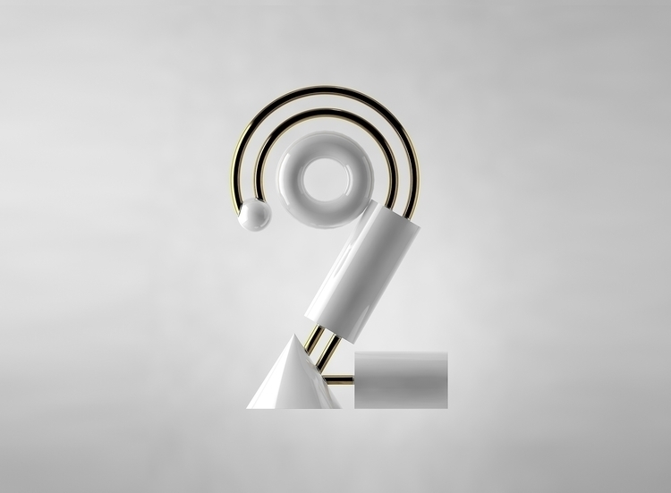 Genesis Numbers Project 3d cine - heymikel   ello