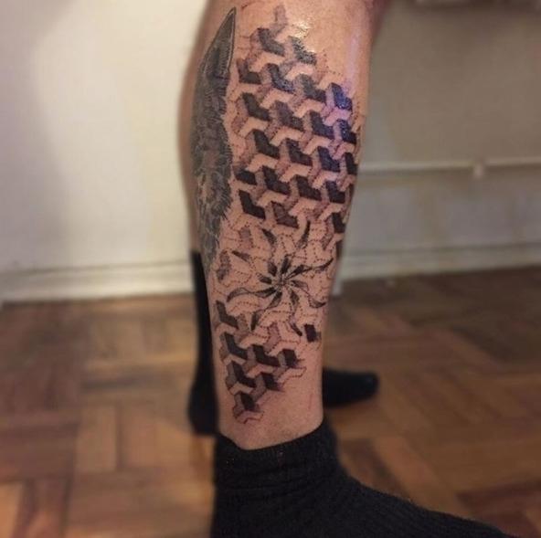 tattoo dotwork blackwork ink ta - olitattoo   ello