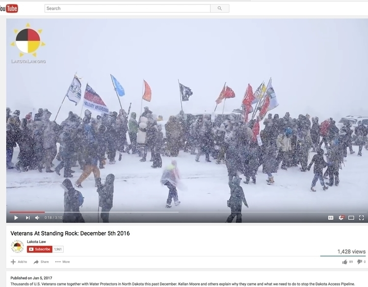 action STANDING ROCK wrong. 30  - robert_aceto | ello