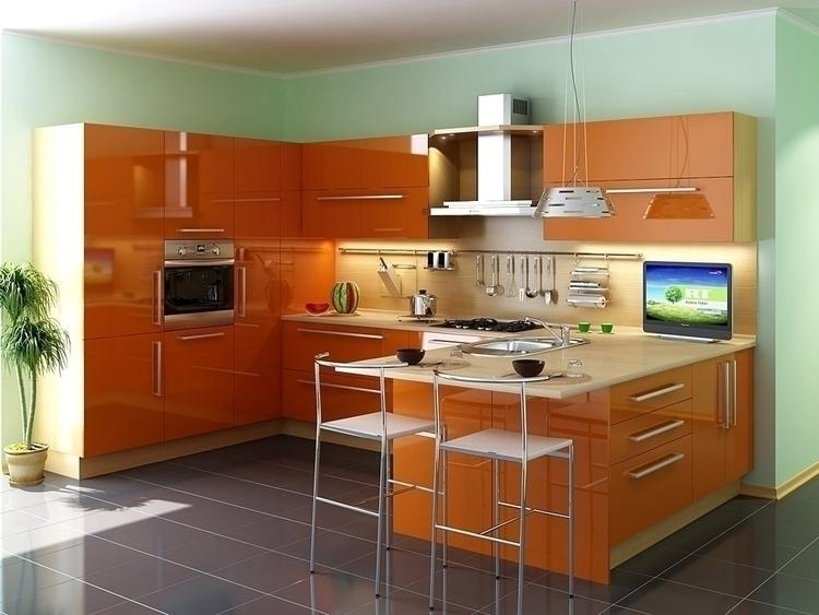 COCINAS PEQUEÑAS La mayoría de  - cocinasmodernas | ello