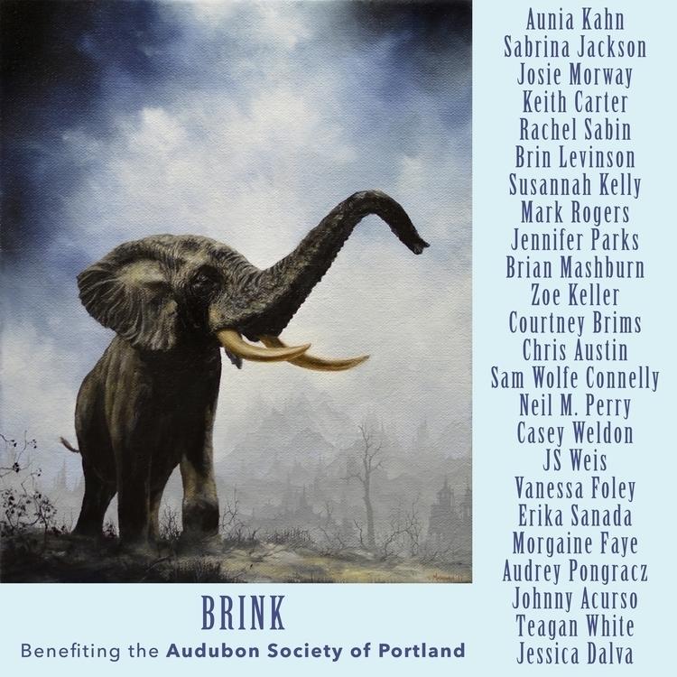 """BRINK"" Antler Gallery. Openin - auniakahn | ello"
