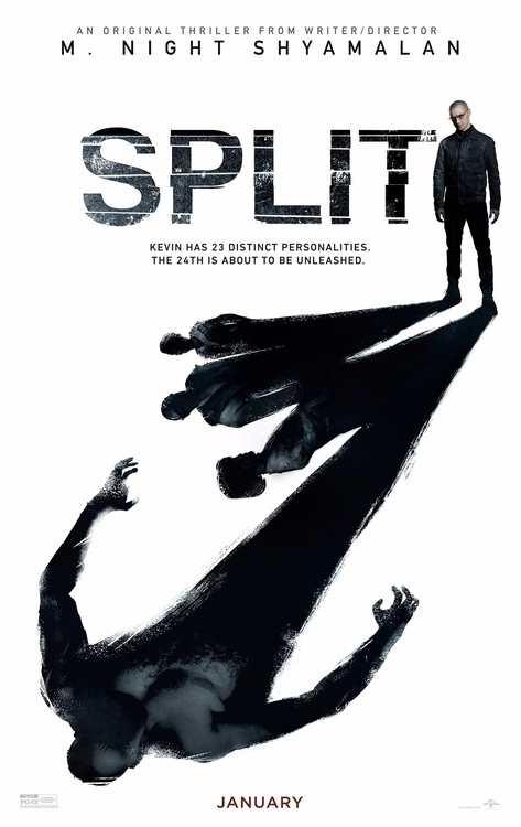 M. Night Split whacky thriller  - ellohorror | ello