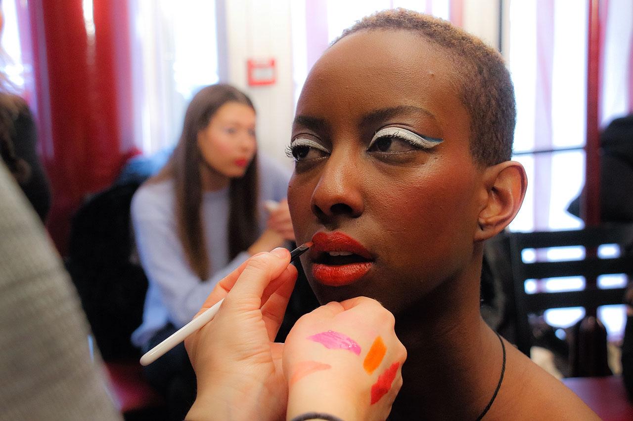 Backstage Deborah Kadillac Ndim - fashionsnap | ello