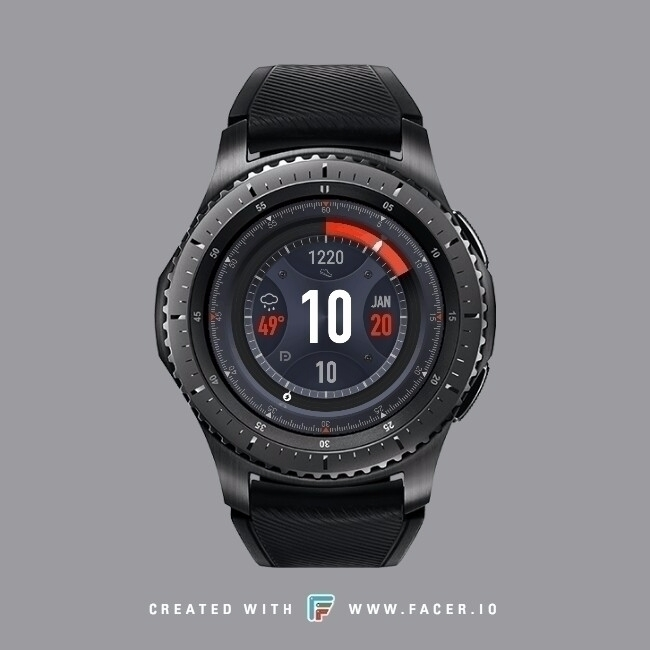 Arc - My watchface Android Tize - dalpek | ello