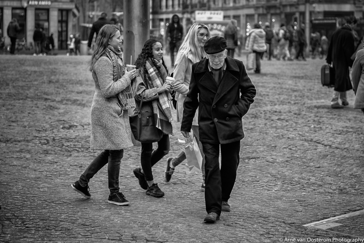 People Amsterdam amsterdam phot - arnevanoosterom | ello