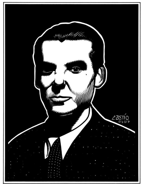 Federico García Lorca. Brush in - salvadorcastio | ello