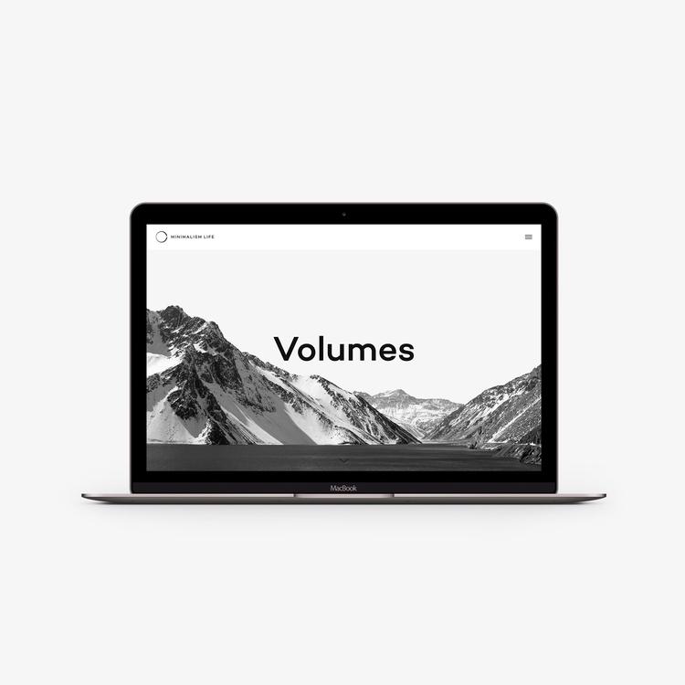 Yesterday launched site: minima - minimalismlife   ello