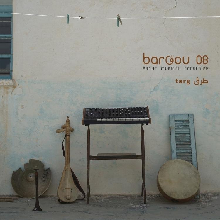 Front cover Bargou debut album  - dominicvalvona | ello