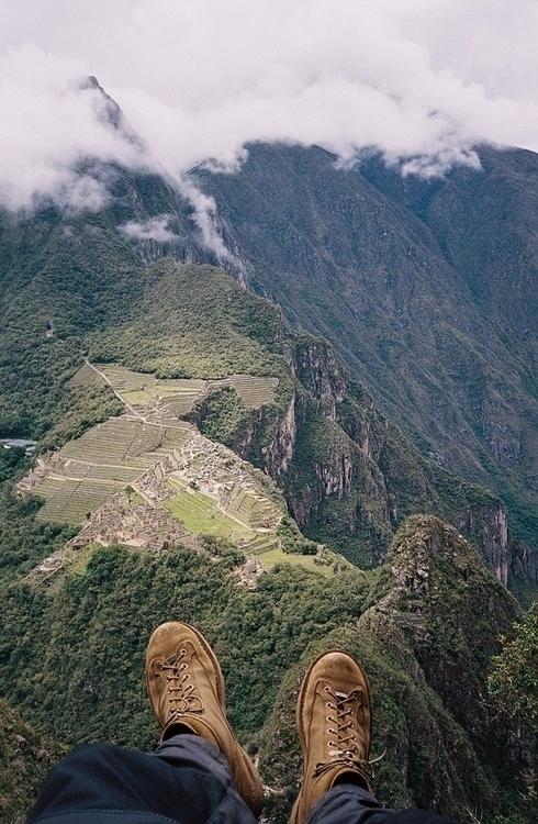 High world Photo Machu Picchu T - thefieldmag | ello