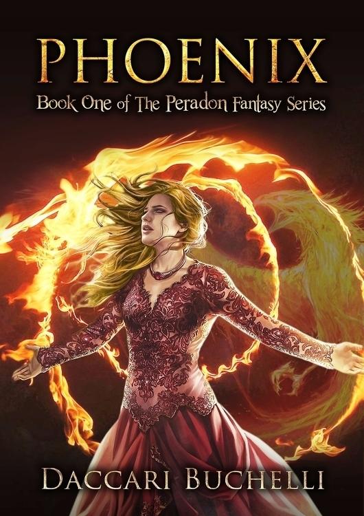 Phoenix. A Fantasy fuelled Magi - daccaribuchelli   ello