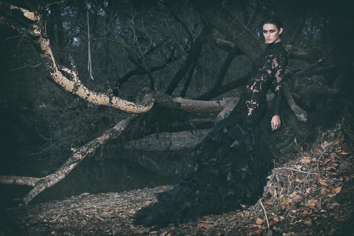 """Season Witch"" — Photographer: - darkbeautymag | ello"