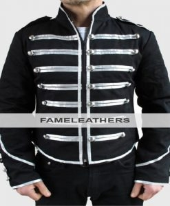 Linings Black Parade Leather Ja - fameleathers | ello