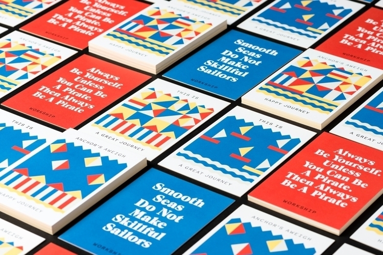 Autopromotional postcards - nuriaello | ello