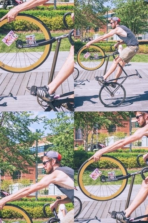 fixedgear fixie tricks cycling  - danielgafanhoto | ello
