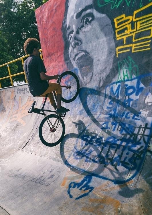 wallride skatepark fixedgear fi - danielgafanhoto   ello