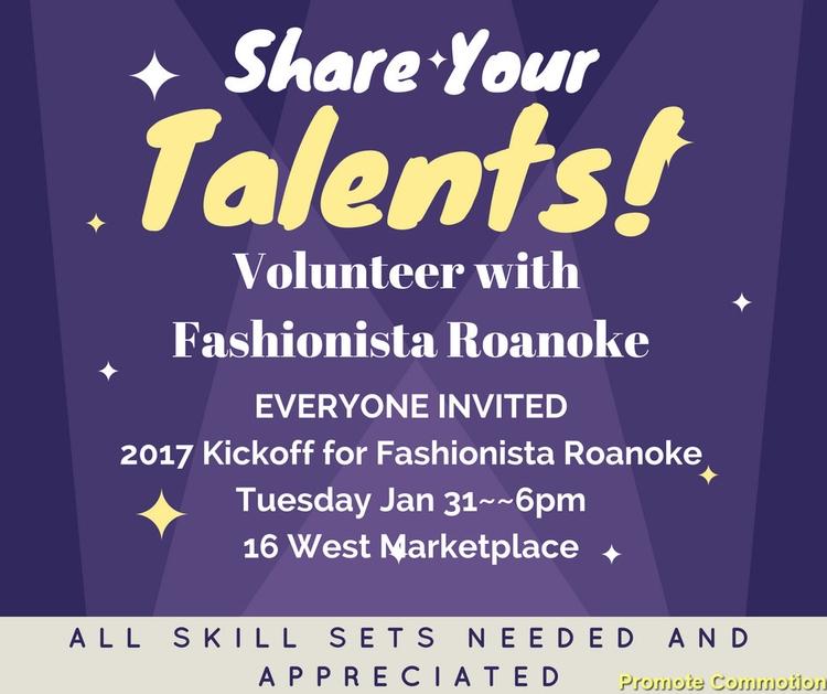2017 Kickoff Fashionista Roanok - promotecommotion57 | ello