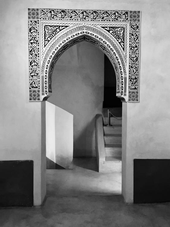Marrakech, Morocco entrance isl - georgios | ello