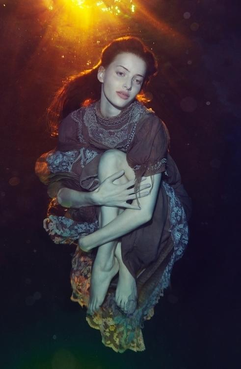 Underwater Beauty Rebecca Handl - rebeccahandler | ello
