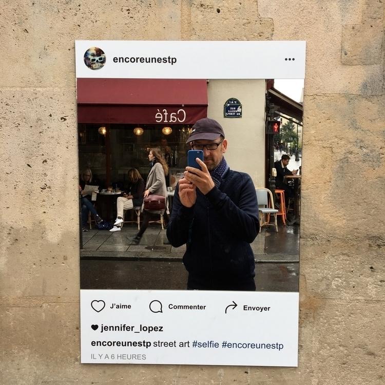 Selfie street - philippefabry | ello
