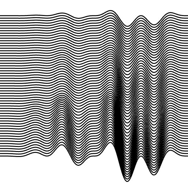 waves 2 generative processing - existenzial | ello