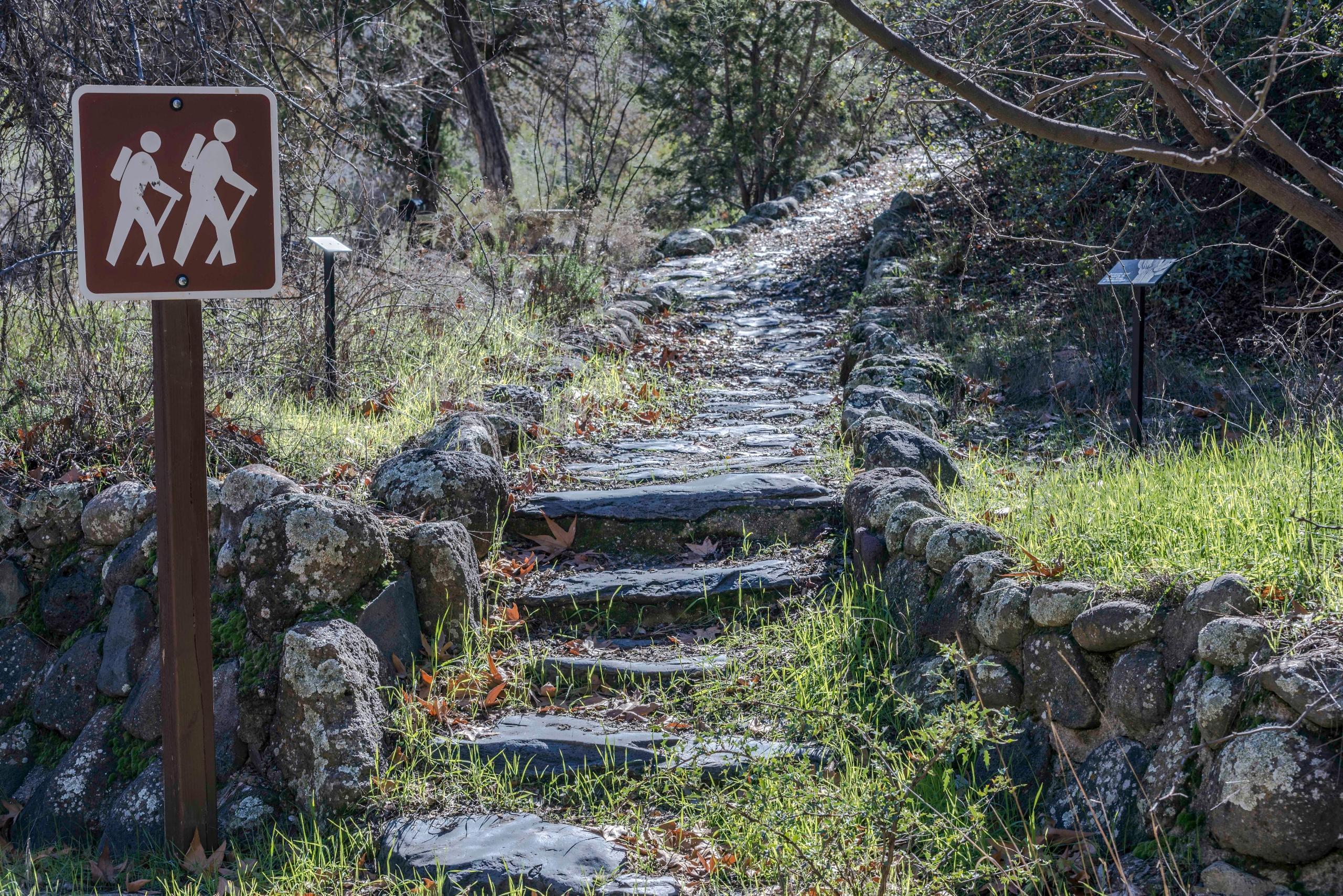 Hiking Trail, Springs 2017 Niko - azdrk | ello