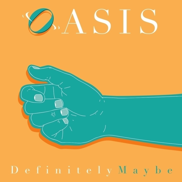 - Oasis. Album cover remake. - federicogastaldi | ello