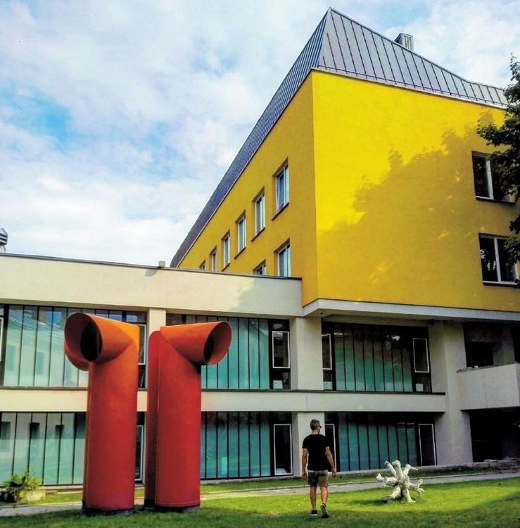 architecture Vilnius Lithuania  - james083   ello