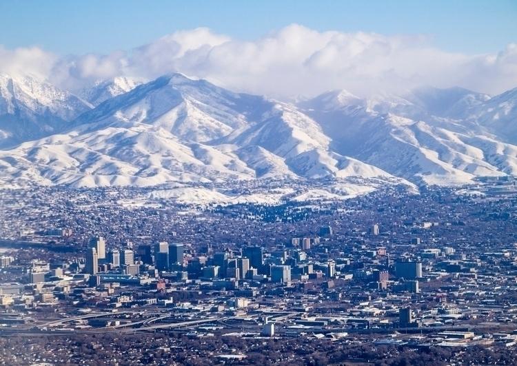 love home! saltlakecity snow sk - _samjay_ | ello