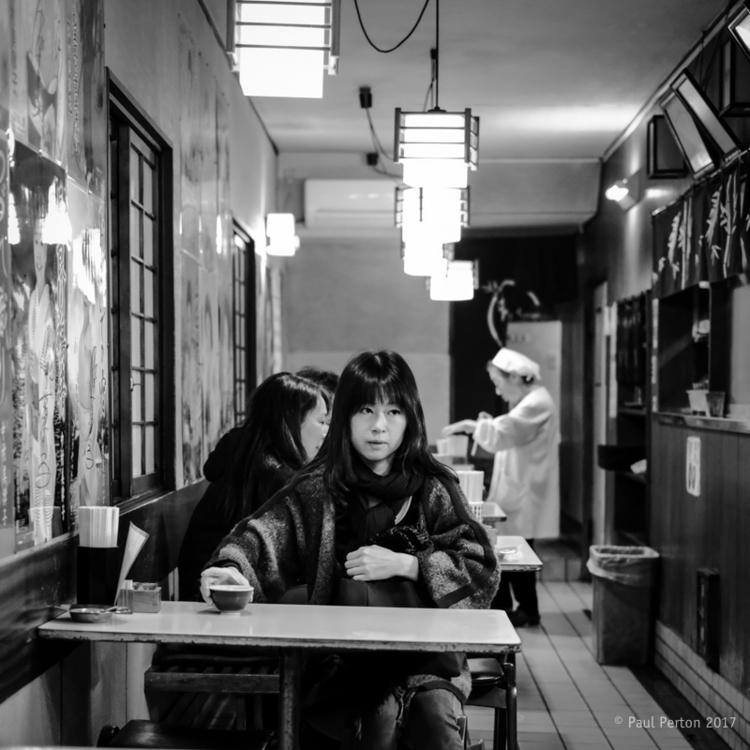 Untitled, Osaka Street shooter  - paulperton | ello