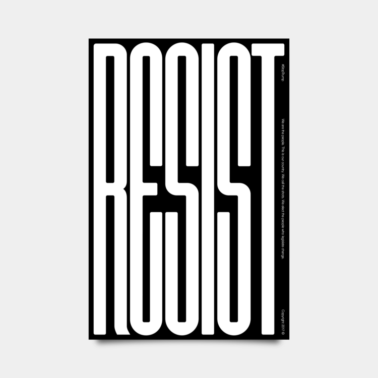 Resist StopTrump - jschachterle   ello