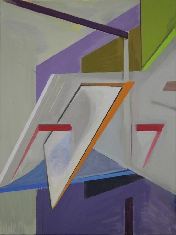 Composition 28 80x70 cm art pai - rolandaalbers | ello