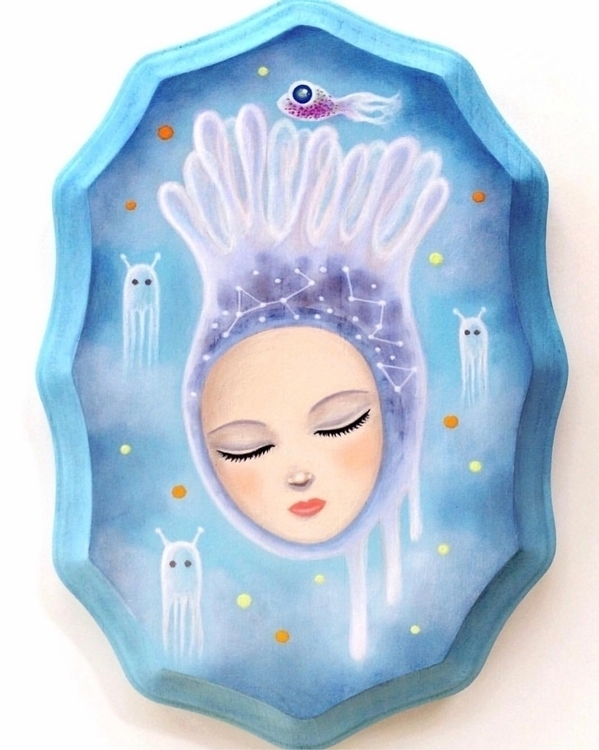 """Wishing world day ✨ """"Nebula"""" ~  - carolinaseth   ello"""