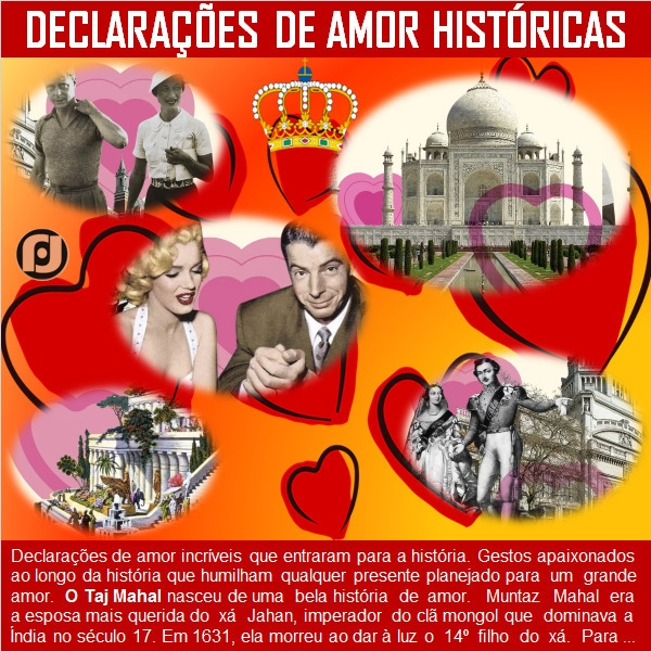 oblogdojf Declarações de amor h - jfhyppolito | ello