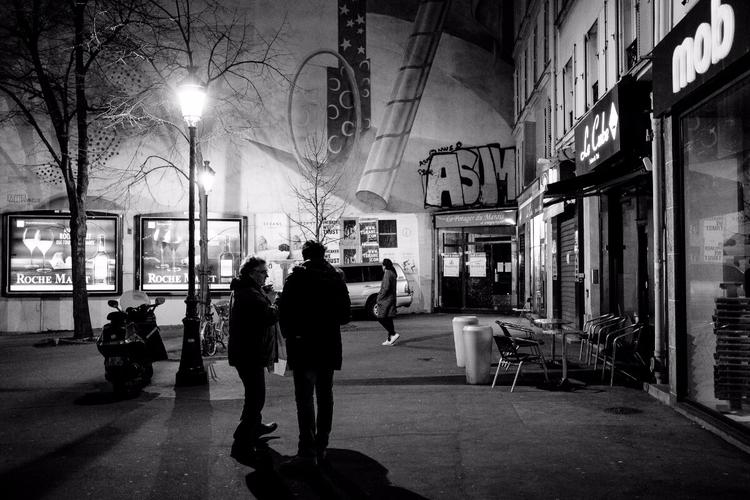 Paris, Boulevard du Temple 2017 - hpchavaz | ello